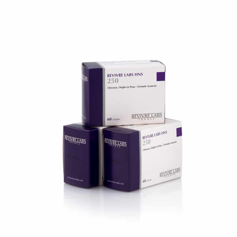 Complément alimentaire HNS 250 - 3 boites
